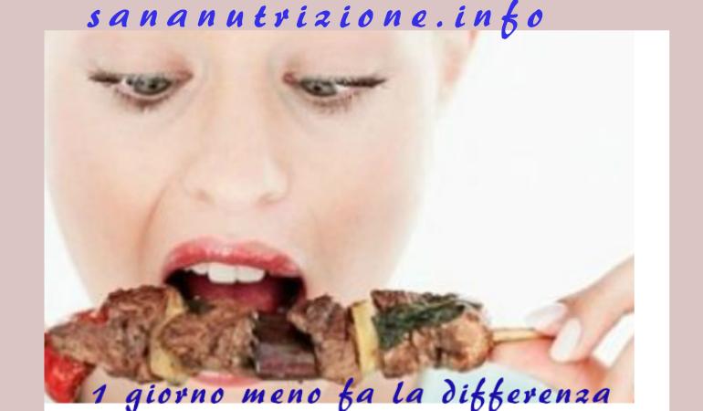 Carne ed inquinamento per un Europeo