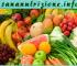 Frutta e verdura per ogni stagione.