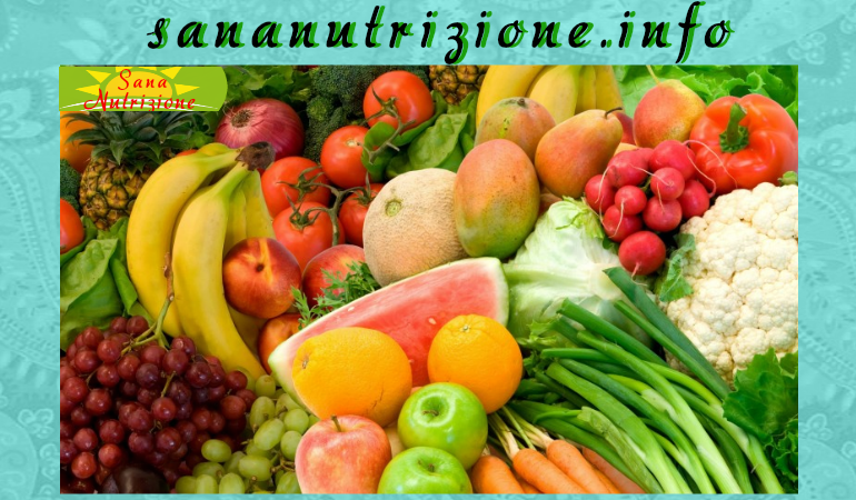 Frutta e verdura per ogni stagione zucche e meloni