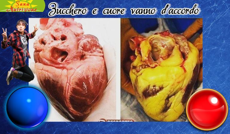Zucchero e cuore vanno d'accordo
