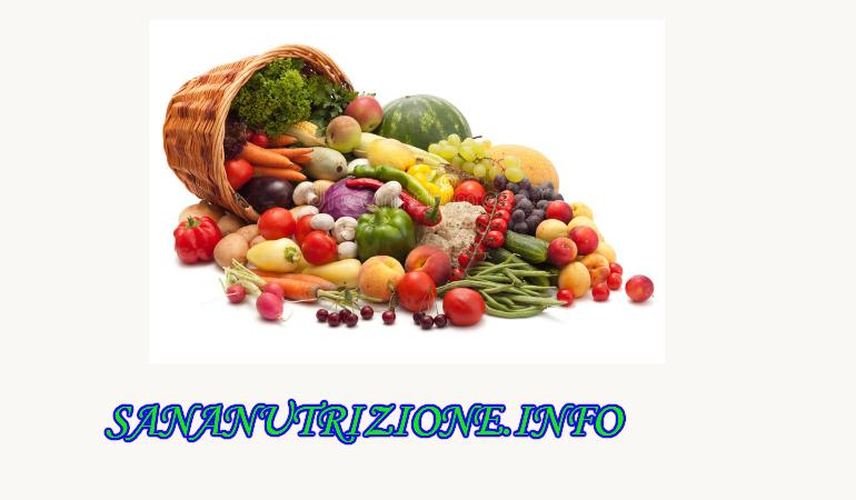 Frutta e verdura quante porzioni al giorno