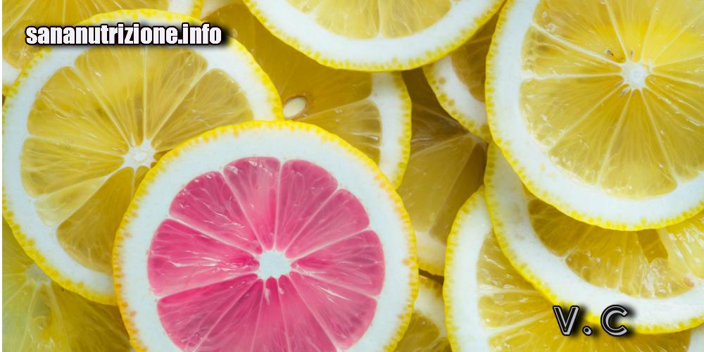 L'importanza della vitamina C e benefici