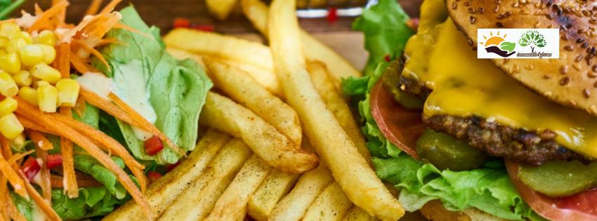 Fast food e cibo veloce