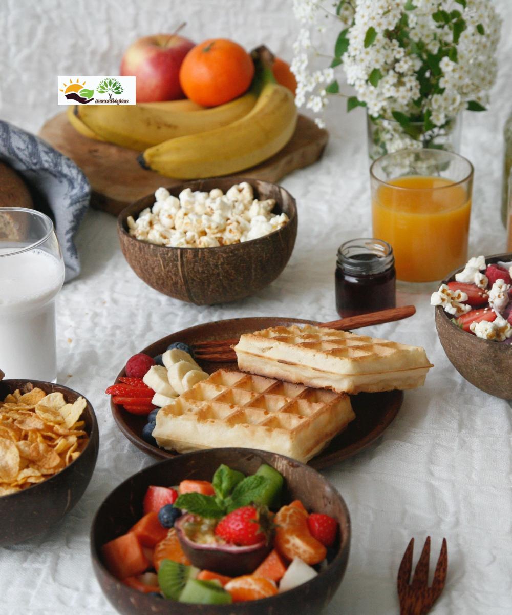 Giovani colazione e effetto zucchero